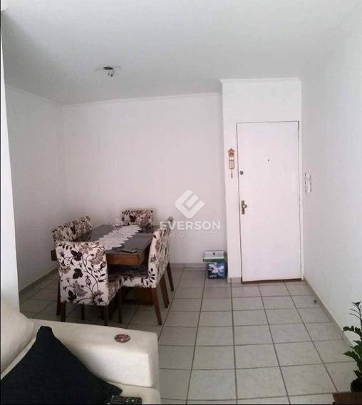 Apartamento Para Locação, Jardim Inocoop, Rio Claro. - Ap0463