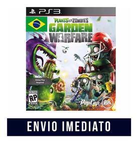 Plants Vs Zombie Ganden Warfare 1 Ps3 Psn Envio Agora