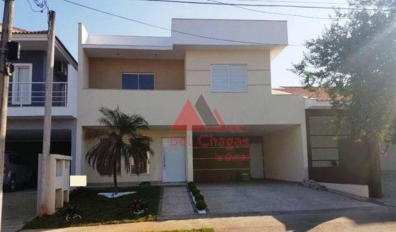 Casa Residencial À Venda, Condomínio Ibiti Royal Park, Sorocaba. - Ca0298