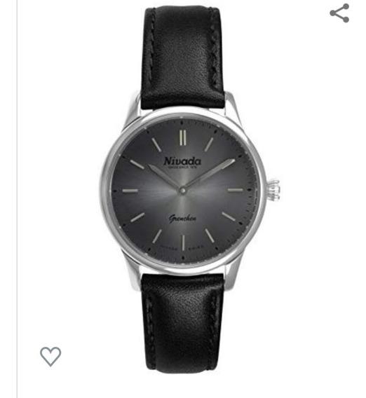 Reloj Nivada Para Dama, Totalmente Original En Caja