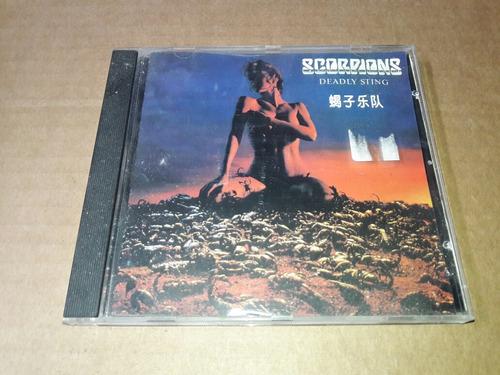 Scorpions - Deadly Sting (cd Imp)