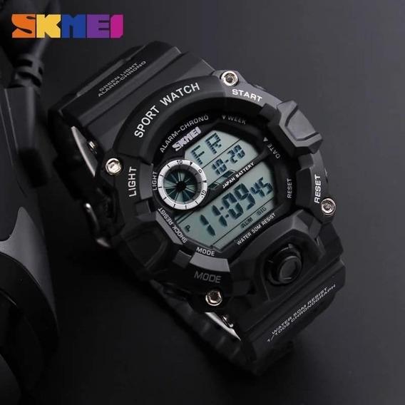 Relógio Masculino Militar Skmei Promoção Frete Grátis