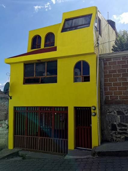 Casa Tizatlan Tlaxcala Infonavit Foviste Con Local Comercial