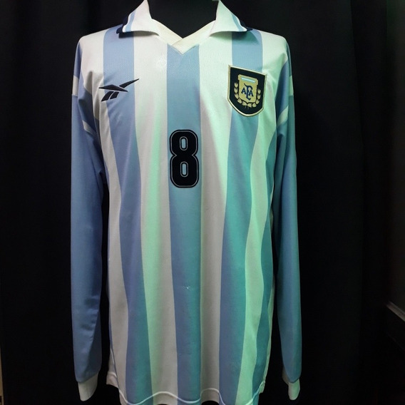 Seleccion Argentina 1999 - Reebook - Pupi Zanetti