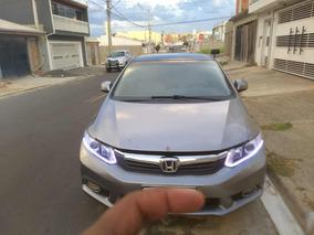 Honda Civic 1.8 Lxl Flex 4p 2013
