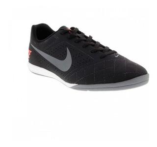 Chuteira Nike Beco 2 Indoor Preto Salão Original Nf