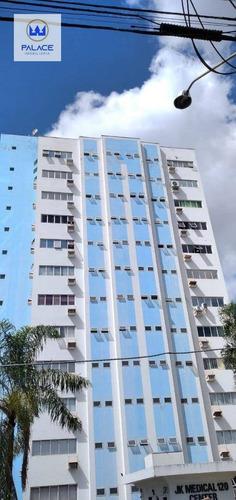 Sala Para Alugar, 100 M² Por R$ 1.100,00/mês - Vila Monteiro - Piracicaba/sp - Sa0114