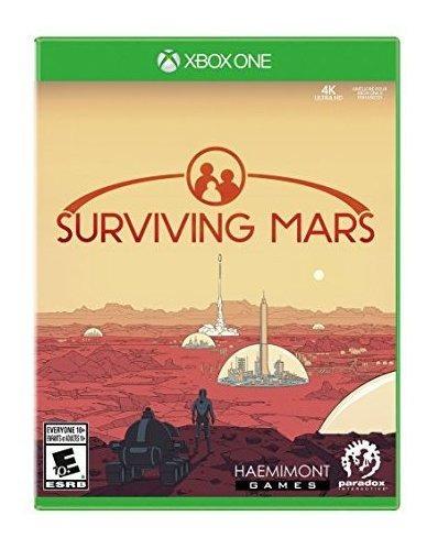 Sobrevivir A Marte - Xbox One