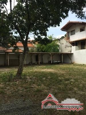 Terreno No Centro De Jacareí Bom Para Estacionamento Locação - 2353