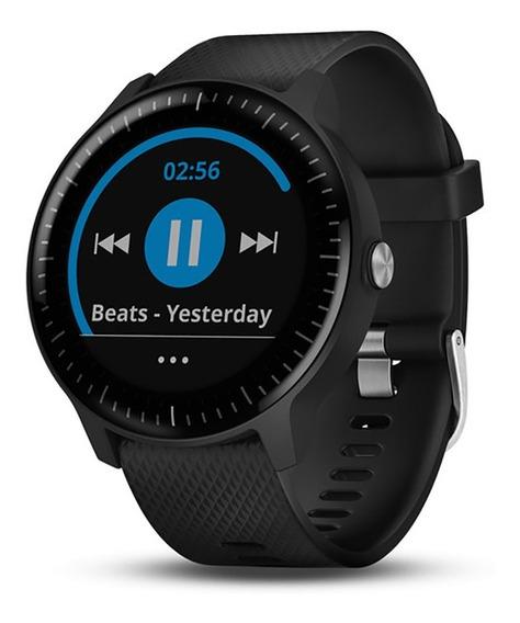 Relógio Garmin Vivoactive 3 Music Gps Smartwatch P.entrega