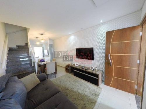 Sobrado À Venda, 80 M² Por R$ 382.000,00 - Jardim Artur Alvim - São Paulo/sp - So3812