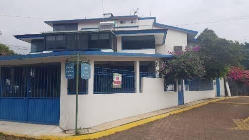 Casa En Venta En Xalapa Veracruz En Sipeh Animas Fracc Privado, 5 Recamaras
