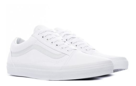 2vans zapatillas mujer blancas