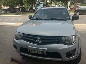 Mitsubishi L200 2.4 Triton Hls Cab. Dupla Flex 4p