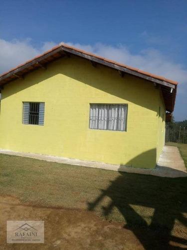 Imagem 1 de 16 de Chácara Com 2 Dormitórios À Venda, 1000 M² Por R$ 190.000 ( Á Vista) - Divininho - Nazaré Paulista/sp - Ch0017