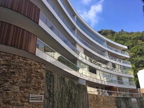 Apartamento À Venda No Bairro Lagoa - Rio De Janeiro/rj - O-8997-18100