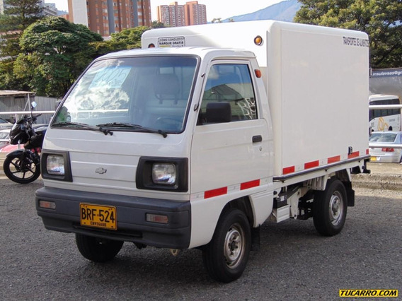 Chevrolet Super Carry 2005 Furgón En Fibra