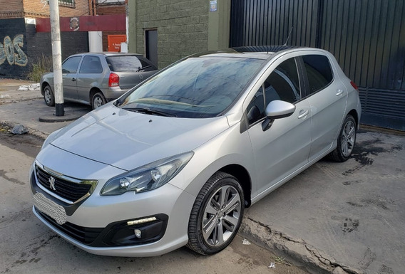 Unico E Impecable Peugeot 308 Allure Pack Año 2019 7000km !