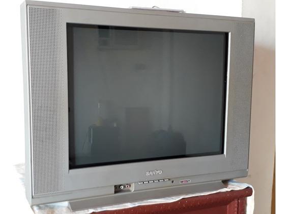 Tv Sanyo De 21 Pulgadas En Perfectas Condiciones