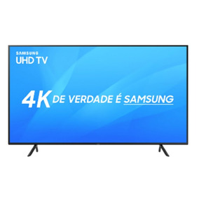 Smart Tv Led 55 Uhd 4k Samsung Nu7100 2018, Visual Livre D