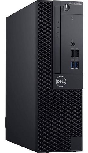 Dell Optiplex 3060 Core I3 8ª, 8gb, Hd500 + Garantia 02 Anos