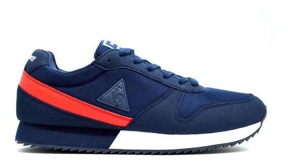 Zapatilla Le Coq Sportif Alpha Ii (azul/rojo)