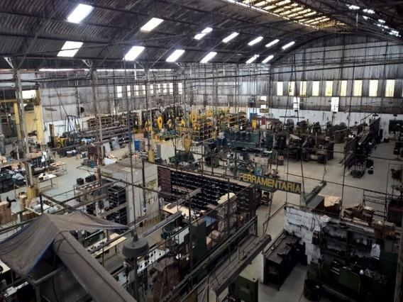 Galpao Industrial Em Guarulhos - Sp, Cidade Parque Alvorada - Gl00073