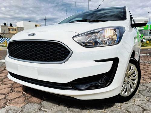 Ford Figo 1.5 Impulse Aa Sedan At 2019