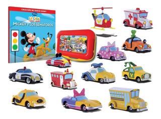 Clarín Colección Mi Ciudad Disney