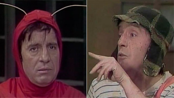 Chaves & Chapolin Colorado Completo Em 49 Dvds!