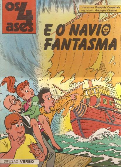 Os 4 Ases E O Navio Fantasma