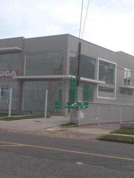 Loja Comercial Para Locação, Novo Mundo, Curitiba. - Lo0007