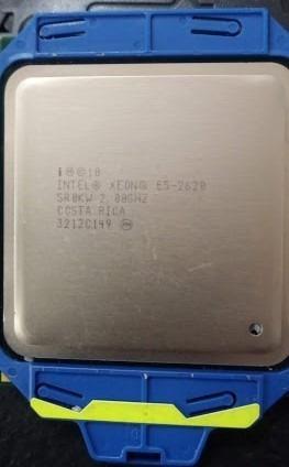 Processador Xeon Lga 2011 6c/12t E5-2620 V1 95w 15mb / Oem