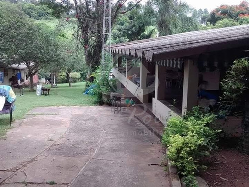 Chácara À Venda Em Parque Rural Fazenda Santa Cândida - Ch032361