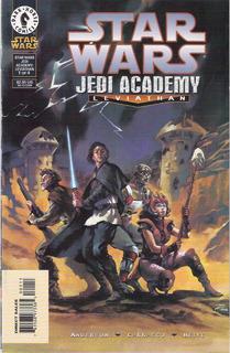 Star Wars Jedi Academy: Leviathan (serie Completa)