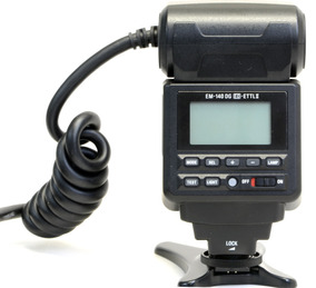 Flash Sigma Circular Em-140dg Ettlii Para Canon 14808047