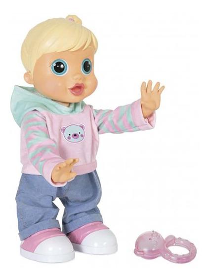 Boneca Baby Wow Malu Interativa Multikids Anda