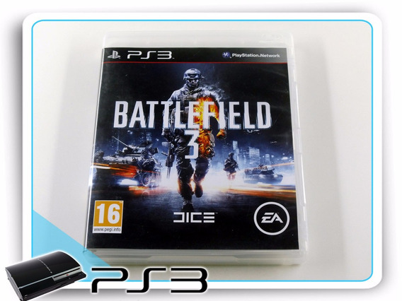 Battlefield 3 Playstation 3 Original Ps3
