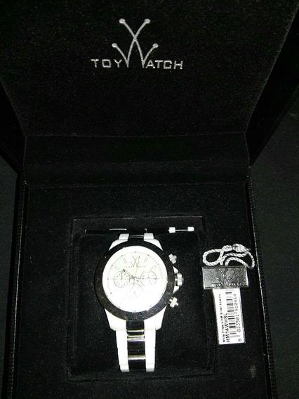 Reloj Toy Watch Hm14whsl Para Mujer