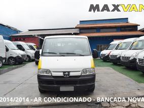 Peugeot Boxer Minibus 2014/2014 Médio 15l Escolar | Maxvan