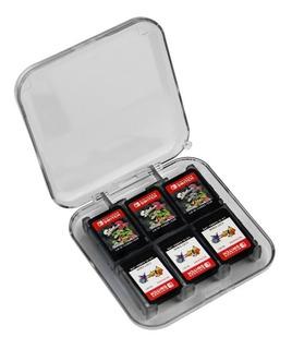 Porta Juegos Nintendo Switch 12 En 1