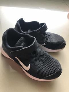 Tennis Nike Original Usados Talla 17 Mex