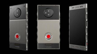 Smartphone Celular Red Hydrogen One 128gb 6gb Ram 3d iPhone