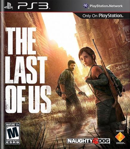 The Last Of Us Ps3 - Formato Digital