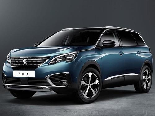 Peugeot 5008 1.6hdi Allure Plus Tiptronic 0km.
