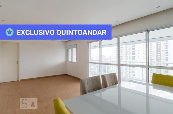 Apartamento No 18º Andar Com 3 Dormitórios E 2 Garagens - Id: 892955671 - 255671