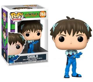 Funko Pop! 744 Evangelion Shinji Ikari Original - Candos