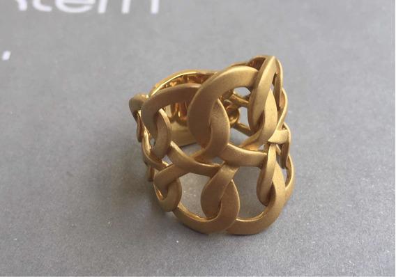 Anel H.stern Coleção Arvorecer Ouro18k Aro 23