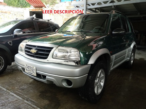 Chocados Chevrolet Grand Vitara 4x4