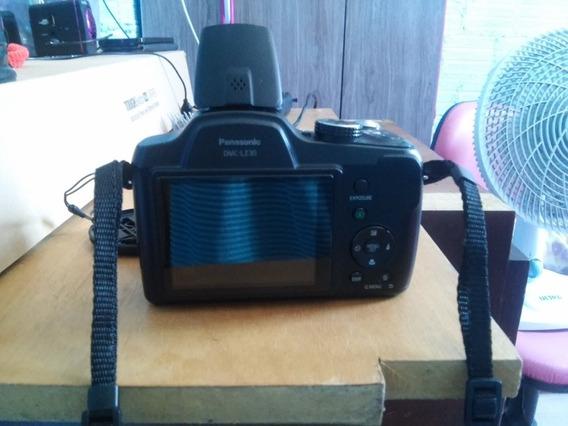 Câmera Fotográfica Semi Profissional Lumix Panasonic E Canon